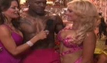 Donald Driver And His Pink Suit Won Dancing With The Stars Last Night (Video)