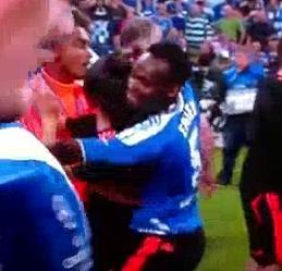 Michael Essien And Salomon Kalou Celebrate Chelsea's ...