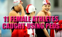 11 Female Athletes Caught Using Performance Enhancing Drugs
