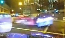 Three Dead After Speeding Ferrari T-Bones Taxi In Singapore (Video)