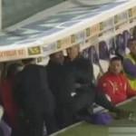 fiorentina coach fight