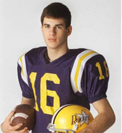 joe mauer high school football top prospect