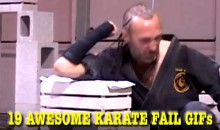 19 Awesome Karate Fail GIFs