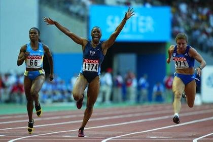 Kelli White doping scandal peds
