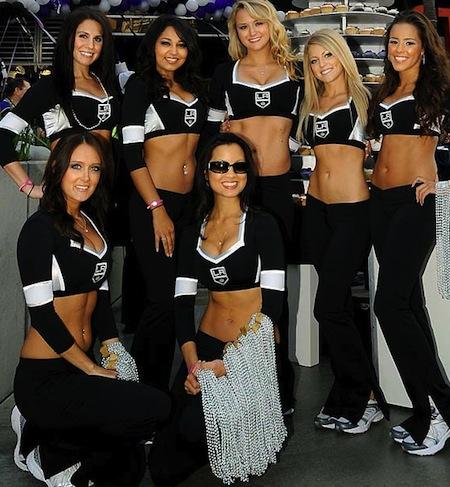 kings ice girls crew