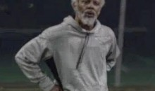Kyrie Irving Poses As Old Man During Pick-Up Basketball Game (Video)