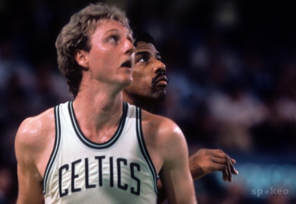 larry bird rookie
