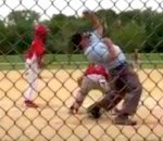 Check Out This Little League Umpire's Awesome Punchout Move (Video)