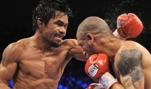 Why Yes, Manny Pacquiao DOES Have Some Thoughts On Obama's Support Of Gay Marriage