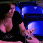 marlins park marriage proposal