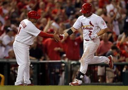 matt holliday home run trot
