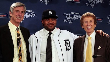 mike illitch-detroit tigers-prince fielder