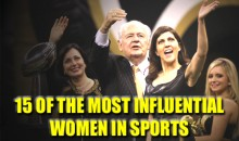 15 of the Most Influential Women in Sports