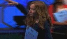 This Girl Makes The Spelling Bee Seem Cool (GIF)