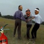 stoudemire vs. fire extinguisher