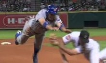 Tony Campana's Amazing Dive Earned Him His Own Theme Song (Video)