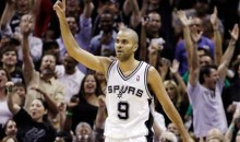 Stat Line Of The Night — 5/29/12 — Tony Parker