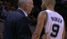 Tony Parker Reminds Gregg Popovich That He Is Only 29-Years-Old (Video)