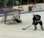 USHL Hockey Goalie Makes Wicked Bare-Handed Save (Video)