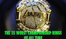 The 15 Worst Championship Rings Of All Time