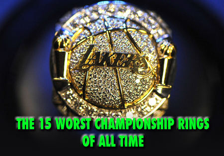 worst championship rings of all time