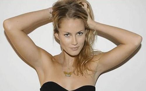 Matilde johansson upskirt
