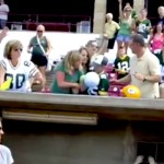 Woman Yanks Donald Driver's Shoe Out Of Kid's Hand At Charity Event (Video)