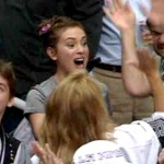 alyssa milano excited about l.a. kings