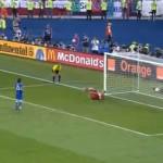 andrea pirlo cheeky penalty kick