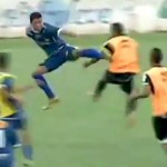 brazilian soccer brawl