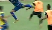 Brawl At Brazilian Club Soccer Match Results In 12 Red Cards (Video)