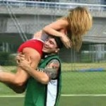 brittney palmer lifted in air at tuf brazil