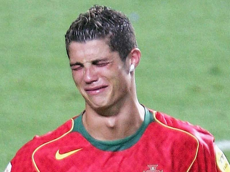 Cristiano Ronaldo Thinks Spain   S Victory Over Portugal Was An