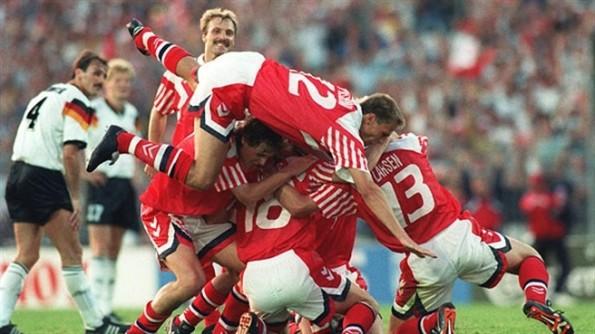 denmark 1992 euro cup