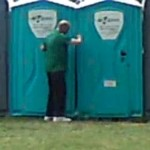 drunk irish fan porta-potty euro 2012