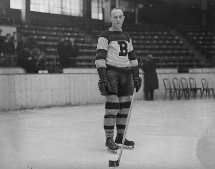 eddie shore boston bruins defensemen
