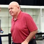 george the animal steele tells fan to shut up