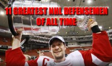 11 Best NHL Defensemen of All Time