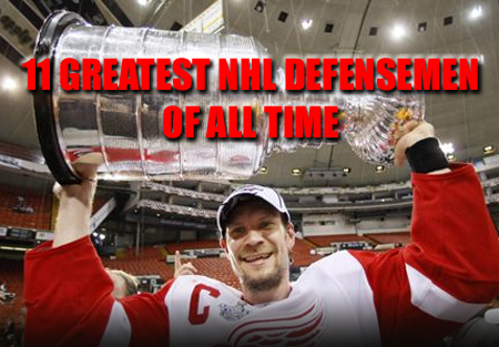 greatest nhl defensemen