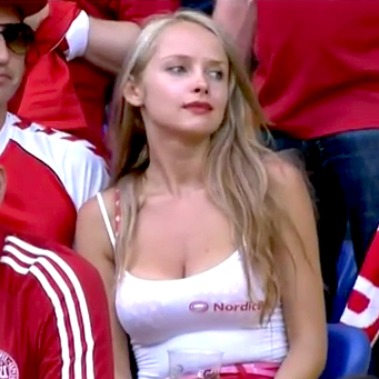 Denmark hot girl