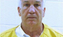 "Jerry Sandusky Greeted By Fellow Prisoners Singing ""Hey, Teacher, Leave Those Kids Alone"""