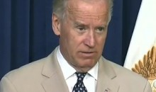 Joe Biden Not Happy With Attention Jimmy Rollins Gets From The Second Lady (Video)