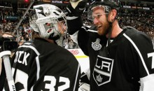 Stat Line Of The Night — 6/4/12 — Jonathan Quick