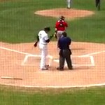 jose canseco ejected from minor league game