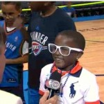 kendrick perkins jr interview with craig sager