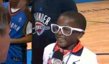 Kendrick Perkins' Son Killed This Interview With Craig Sager (Video)