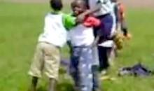 School Kids In Kenya Reenact Buckner Play From 1986 World Series (Video)