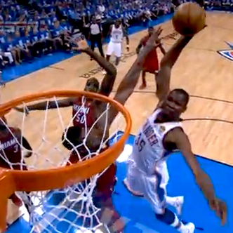 Kevin Durant and LeBron James Threw Down Monster Jams Last ...