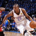 kevin durant nba finals game one