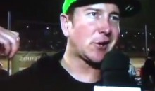 Kurt Busch Compared Early Exit From Race To Premature Ejaculation (Video)